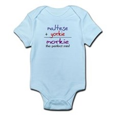 Morkie PERFECT MIX Infant Bodysuit