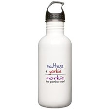 Morkie PERFECT MIX Water Bottle