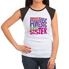 Awesome Big Sister Tee