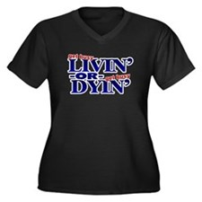 Get Busy Livin or Get Busy Dyin Women's Plus Size