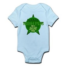 Custom Irish Pub Infant Bodysuit