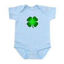 Four Leaf Clover Infant Bodysuit