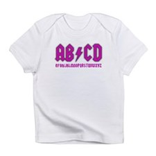 Unique Rock n roll baby Infant T-Shirt