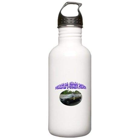 Delaware State Police Stainless Water Bottle 1.0L