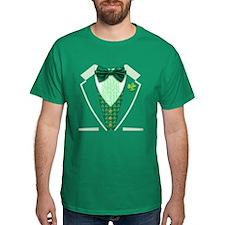 Irish Tuxedo T-Shirt