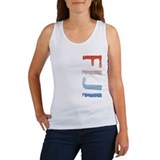 Cute Fiji Women's Tank Top
