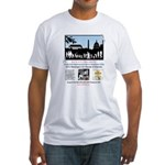2012 Parade of Cherubs In Washington DC Fitted T-S