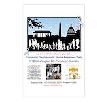 2012 Parade of Cherubs In Washington DC Postcards