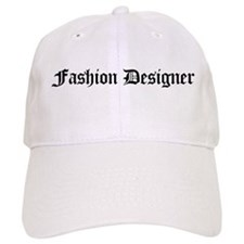 Fashion Designer Baseball Cap