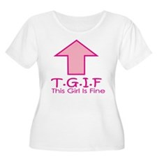 T.G.I.F - This Girl Is Fine T-Shirt