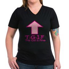 T.G.I.F - This Girl Is Fine Shirt