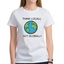 Cute Buy local Tee