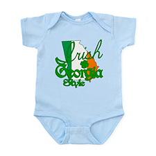 Irish in Georgia Infant Bodysuit