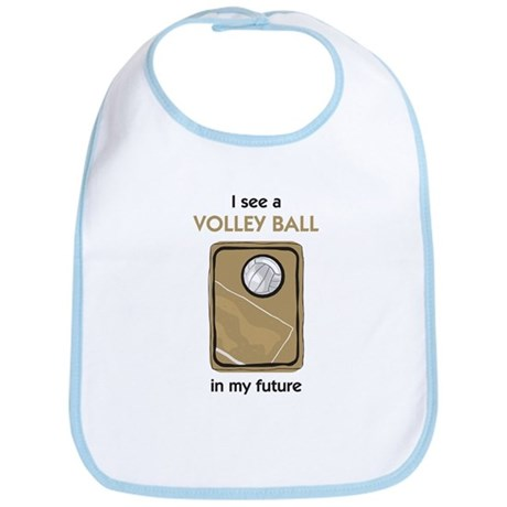 I see a Volley Ball in my Future Bib
