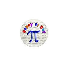 Pi Day Mini Button (100 pack)