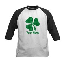 Personalized Irish Shamrock Tee