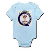 Cute Robertson clan badge Infant Bodysuit