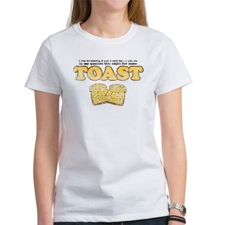 Toast (Vintage Look) Women's T-Shirt