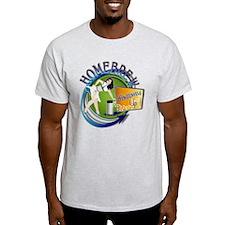 Bottoms Up Blue T-Shirt