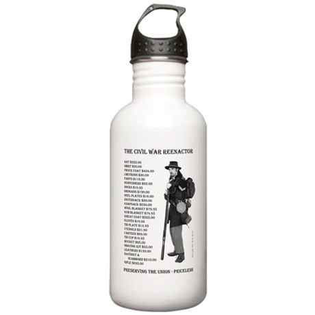 Union Reenactor Stainless Water Bottle 1.0L