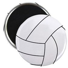 "Volleyball 2.25"" Magnet (10 pack)"