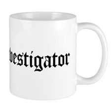 Private Investigator Coffee Mug