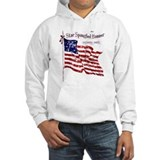 Long May She Wave Old Glory Jumper Hoody