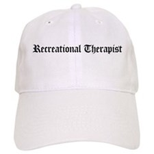 Recreational Therapist Baseball Cap