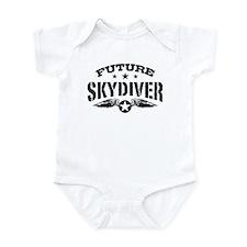 Future Skydiver Onesie