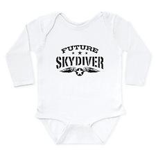 Future Skydiver Onesie Romper Suit