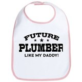 Future Plumber Bib
