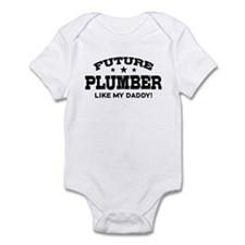 Future Plumber Infant Bodysuit