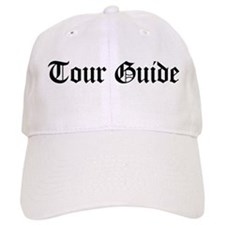 Tour Guide Baseball Cap