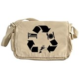 Waterpolo designs Messenger Bag