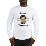 Happy Passover Girl Long Sleeve T-Shirt