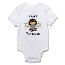 Happy Passover Girl Infant Bodysuit