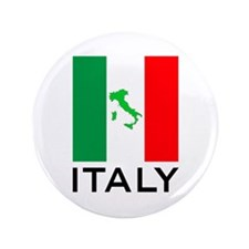 "italy flag 01 3.5"" Button (100 pack)"