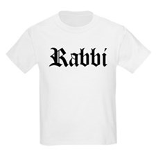 Rabbi Kids T-Shirt