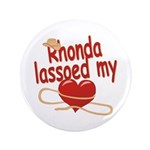 Rhonda Lassoed My Heart 3.5