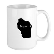 Wisconsin Native Mug