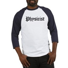 Physicist Baseball Jersey