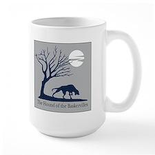 Hound of the Baskervilles Coffee Mug