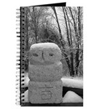 Snow Statue Journal