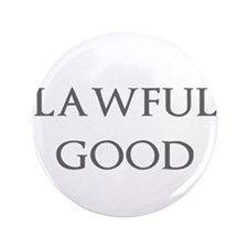 "Lawful Good 3.5"" Button"