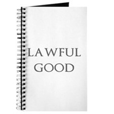 Lawful Good Journal