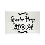 Quarter Horse MOM Rectangle Magnet