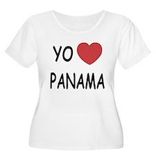 Yo amo Panama T-Shirt