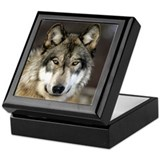 Renki Wolf Keepsake Box