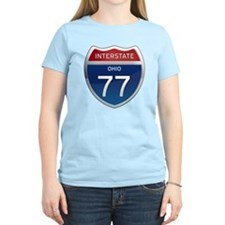 Interstate 77 - Ohio T-Shirt