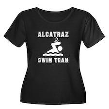Alcatraz Swim Team T
